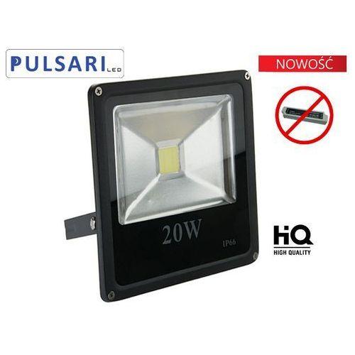 Halogen Reflektor Naświetlacz Lampa PULSARI LED 20W SLIM sprawdź szczegóły w sklep.BestLighting.pl Oświetlenie LED