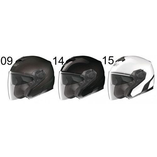 KASK NOLAN N40 SPECIAL N-COM Biały S, marki Nolan do zakupu w StrefaMotocykli.com