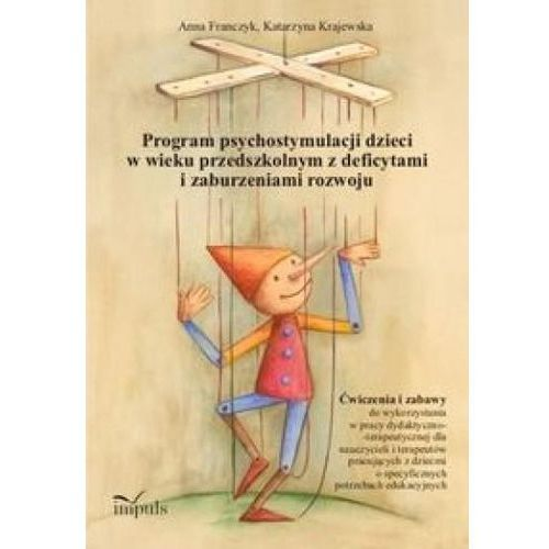 Produkt z kategorii- pozostałe oprogramowanie - Program psychostymulacji dzieci .. Impuls