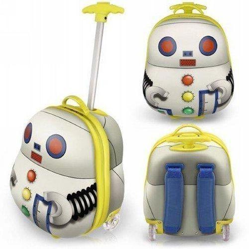 Walizka-Plecak BOUNCIE 3D 2w1 Robot - produkt dostępny w ELECTRO.pl