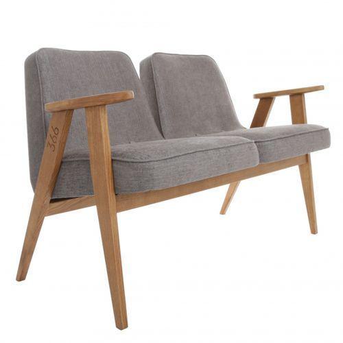 Sofa 366 Soft Loft Musztardowy, 366 Concept