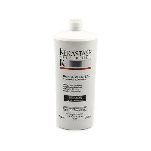 Kerastase SPECIFIQUE BAIN STIMULISTE GL Kąpiel energizująca do włosów cienkich i tracących gęstość (1000 ml) - produkt z kategorii- odżywki do włosów