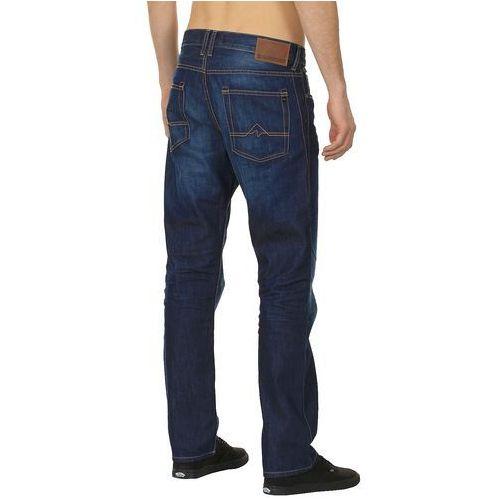 jeansy Quiksilver Norpac - PPMW/Bright Blue - produkt z kategorii- spodnie męskie