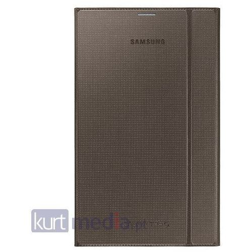 Produkt Etui SAMSUNG Book Cover do Galaxy Tab S 8.4 Brązowy