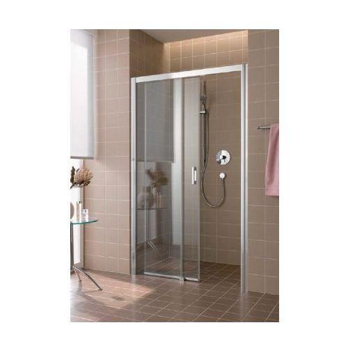 Oferta Drzwi prysznicowe 140 cm Kermi Atea ATD2R/L14018VAK (drzwi prysznicowe)