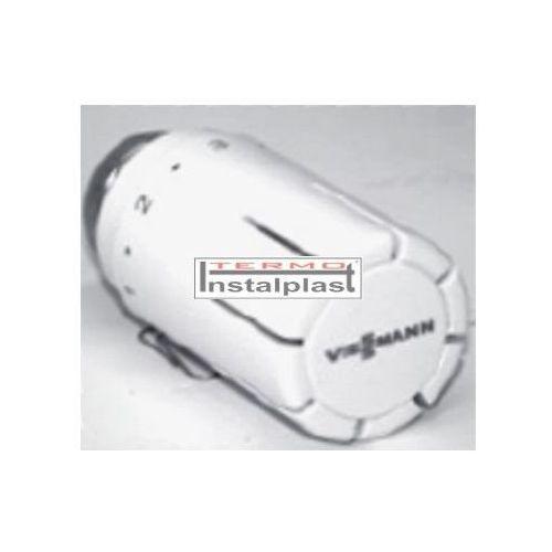 głowica termostatyczna VIESSMANN SH Diamant Standard biała