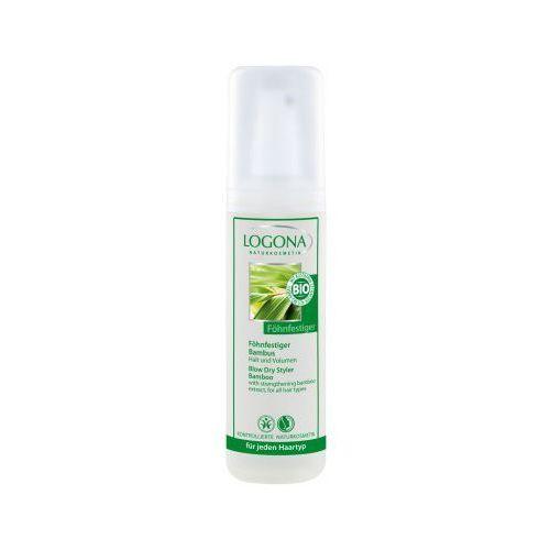 Produkt z kategorii- pozostałe kosmetyki do włosów - Płyn do stylizacji włosów z bambusem - 150 ml - Logona