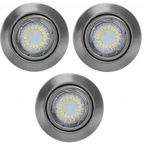 Zestaw Opraw Stropowych SPOTLIGHT Cristaldream 2301329 Satynowy z kategorii oświetlenie