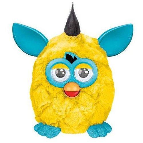 Furby Hot żółto-niebieski, Hasbro A3148 - produkt dostępny w Stresh