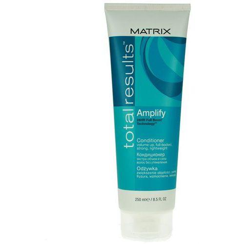 Matrix Total Results Amplify - Odżywka nadająca objętość włosom cienkim i delikatnym 250 ml - produkt z kategorii- odżywki do włosów