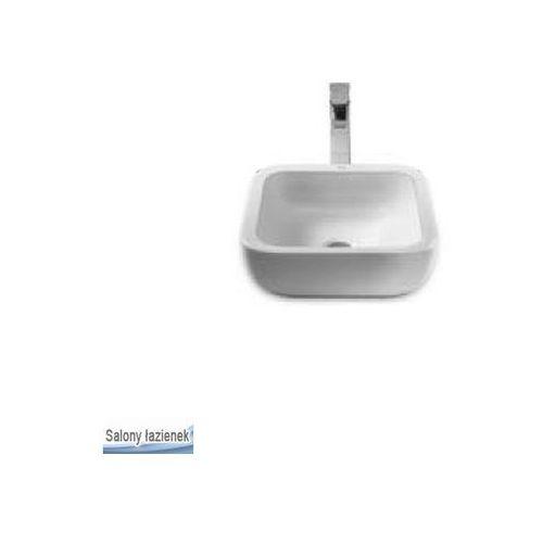 Produkt z kategorii- pozostałe artykuły hydrauliczne - Umywalka nablatowa 40 Khroma Roca (A32765400M)