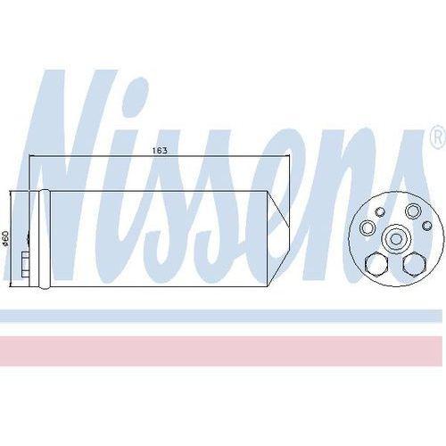 Towar z kategorii: osuszacze powietrza - Osuszacz, klimatyzacja NISSENS 95430