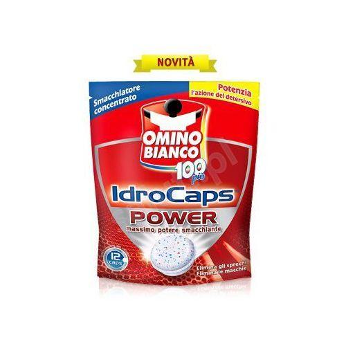 IndroCaps Power - odplamiacz w tabletkach (12 szt.), Omino Bianco z saluti.pl