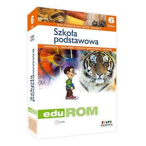 eduROM Szkoła podstawowa - klasa 6