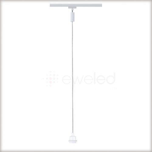 Zwis URail BLANKO 1x40W biały z kategorii oświetlenie