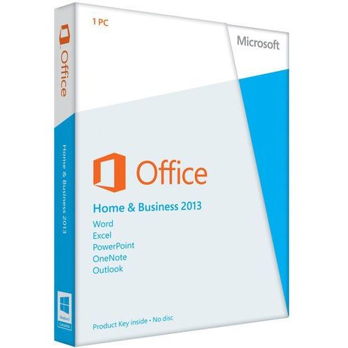 Office Home and Business 2013 32-bit/x64 English Eurozone Medialess z kategorii Programy biurowe i narzędziowe