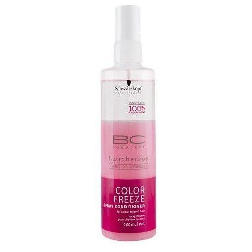 Schwarzkopf BC Bonacure Color Freeze Spray Conditioner 200ml W Odżywka do włosów - produkt z kategorii- odżywki do włosów