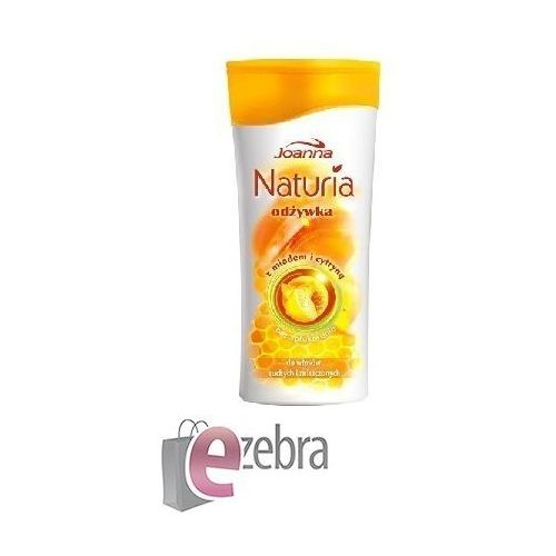 Joanna Naturia Odżywka do włosów Miód i cytryna 200g - produkt z kategorii- odżywki do włosów