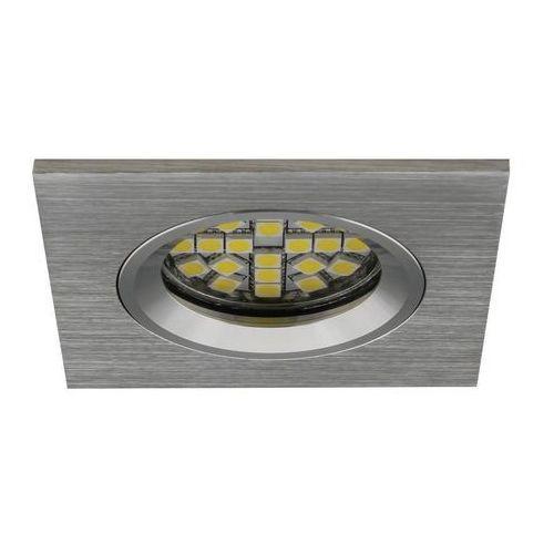Oprawa punktowa stała HDC-DSL50 aluminium kwadrat z kategorii oświetlenie