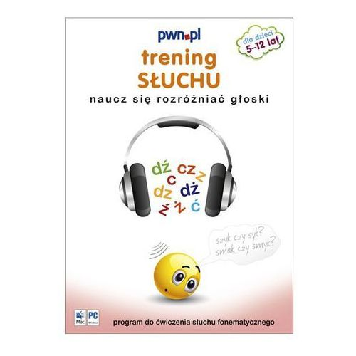 Trening słuchu - naucz się rozróżniać głoski