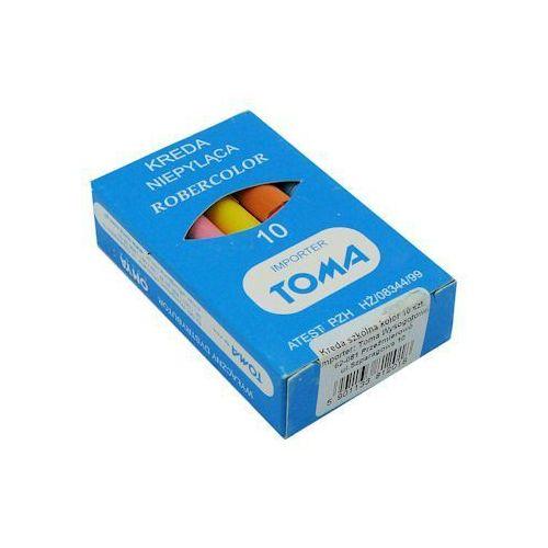 Kreda szkolna Toma 81201/10szt. mix - oferta [a5204d71e7651297]