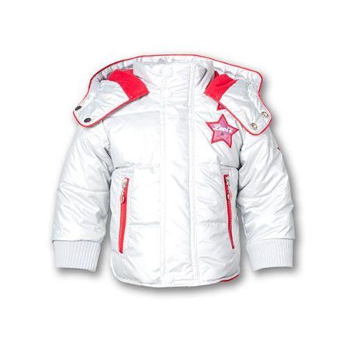 Towar Levi's® Kidswear Girls Dody Silver z kategorii kurtki dla dzieci