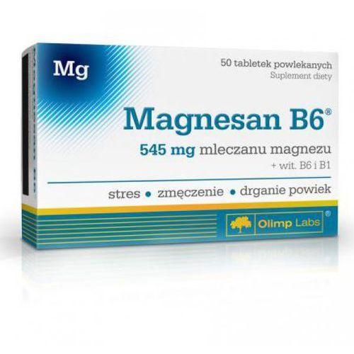 [tabletki] Olimp Magnesan B6, tabletki powlekane, 50 szt.