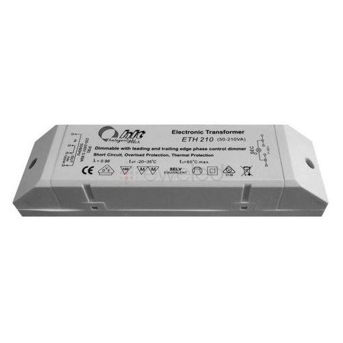 Transformator elektroniczny ETH 210W z kategorii Transformatory