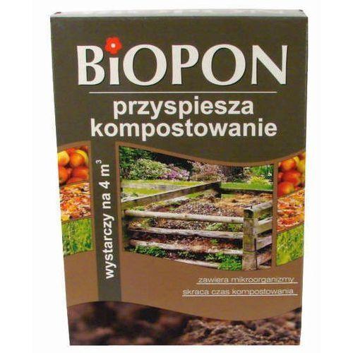 Biopon do kompostownika - środek przyspieszający kompostowanie/BIOP-58 od ZWALCZAJ.PL