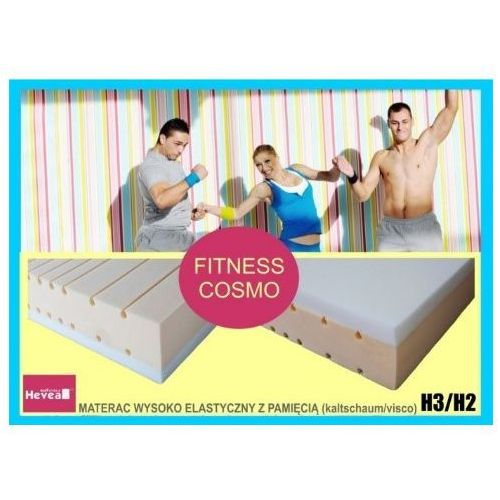Produkt Materac piankowy  Fitness Cosmo 180x200, marki Hevea