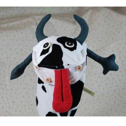 pacynka - krowa (pacynka, kukiełka)