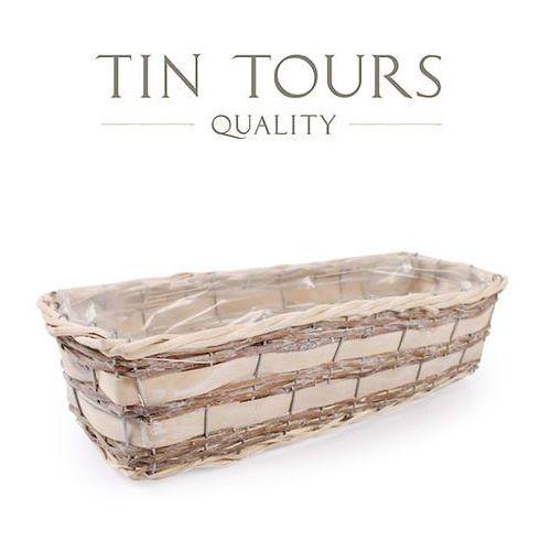 Produkt WIKLINOWA BALKONÓWKA 46x16x12 cm, marki Tin Tours Sp.z o.o.