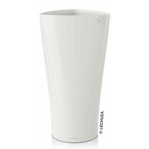 Donica Lechuza Delta 30   40 biała, produkt marki Produkty marki Lechuza