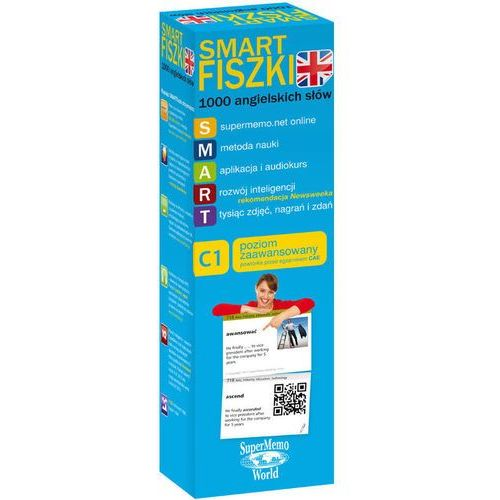 SmartFiszki Angielskie - słownictwo poziom C1