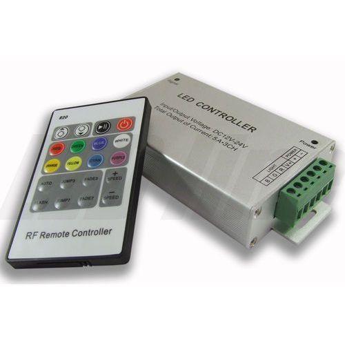 LED line Sterownik do taśm led radiowy RGB 180W 241116 z kategorii oświetlenie