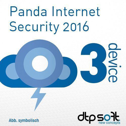 Panda Internet Security 2016 Multi Device PL ESD 3 Urządzenia - oferta (05476b22f555059c)
