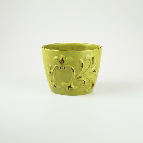 Donica lilia Olive Lily wysokość: 12,5 cm 1321-5ol od Fajnedonice.pl