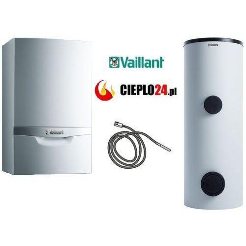 Towar  kocioł ecoTEC VC Plus 146/5-5 + VIH S 500 pakiet 24 kod 0010011711-S5 z kategorii kotły gazowe
