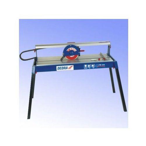 Produkt z kategorii- elektryczne przecinarki do glazury - Przecinarka do glazury 800W/200mm DED7828 Dedra