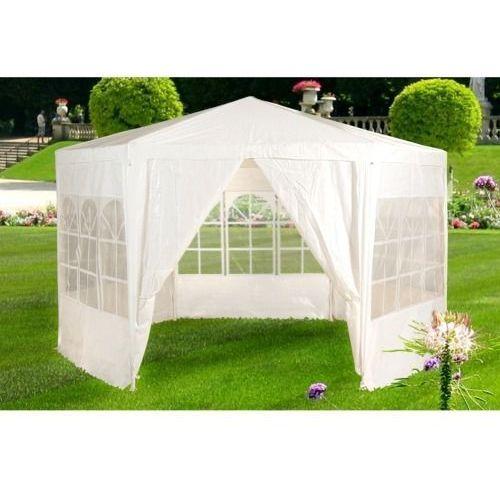 PAWILON SZEŚCIOKĄTNY NAMIOT OGRODOWY + 6 ŚCIANEK - produkt z kategorii- namioty ogrodowe