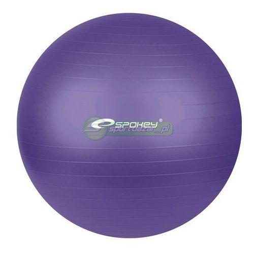 Produkt Piłka gimnastyczna FITBALL 65cm fioletowa