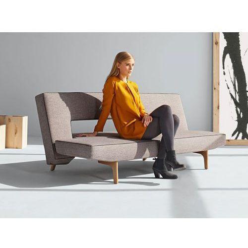 Sofa Puzzle Wood szarobeżowa 521  772025521-5, INNOVATION iStyle