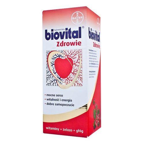 Biovital Zdrowie płyn 1 litr *C, postać leku: płyn
