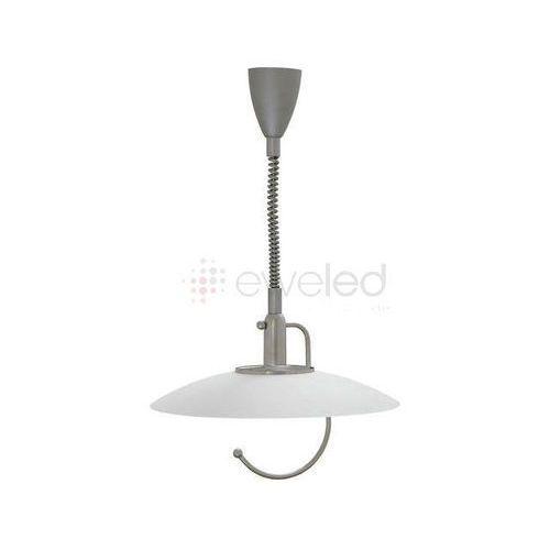 SCORPIO lampa wisząca 1 x 100W E27 SREBRNY - sprawdź w EWELED.pl