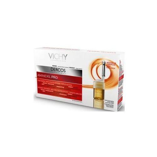 Produkt z kategorii- pozostałe kosmetyki do włosów - VICHY DERCOS Aminexil PRO SP94 dla kobiet 6ml x 12 ampułek