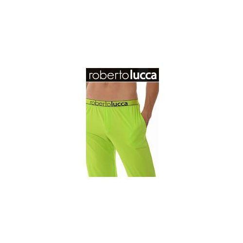 ROBERTO LUCCA Spodnie domowe RL140W0055 LIME - produkt z kategorii- spodnie męskie