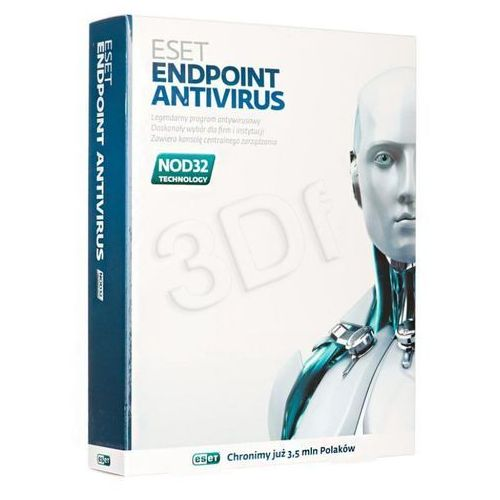 ESET Endpoint Antivirus NOD32 Client Serial 10U 2L przedłużenie - oferta (c5484179377572d4)