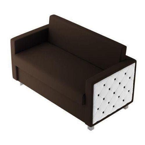 Sofa do poczekalni Comodo Skaj Basic, Panda