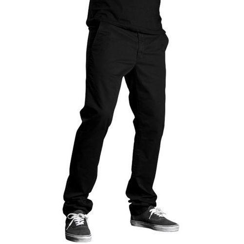 spodnie REELL - Grip Tapered Chino (BLK) rozmiar: 33/34 - produkt z kategorii- spodnie męskie