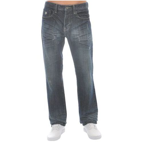 spodnie PHAT FARM - Straight Fit (899) rozmiar: 32 - produkt z kategorii- spodnie męskie